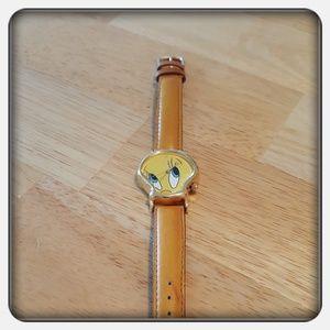 Woman's Tweety Bird Watch